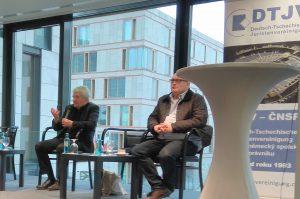 Ehrengast uns Zeitzeuge: Bundesbeauftragter für die Stasi-Unterlagen Roland Jahn